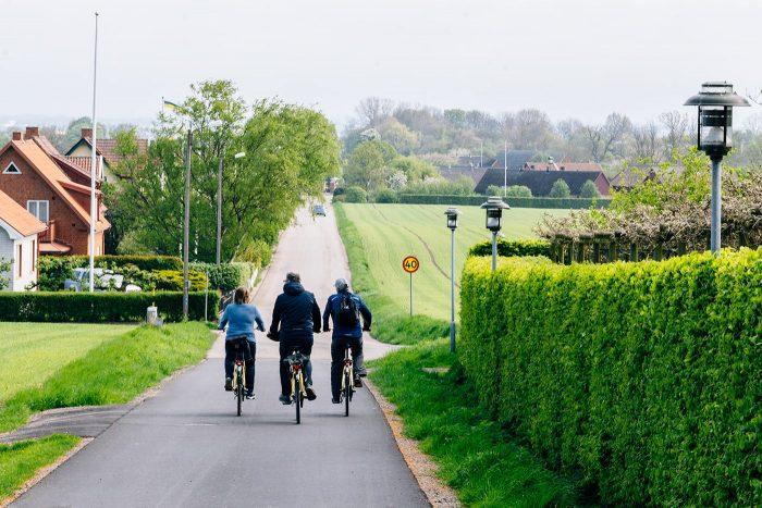 Ven - cykla på Ven