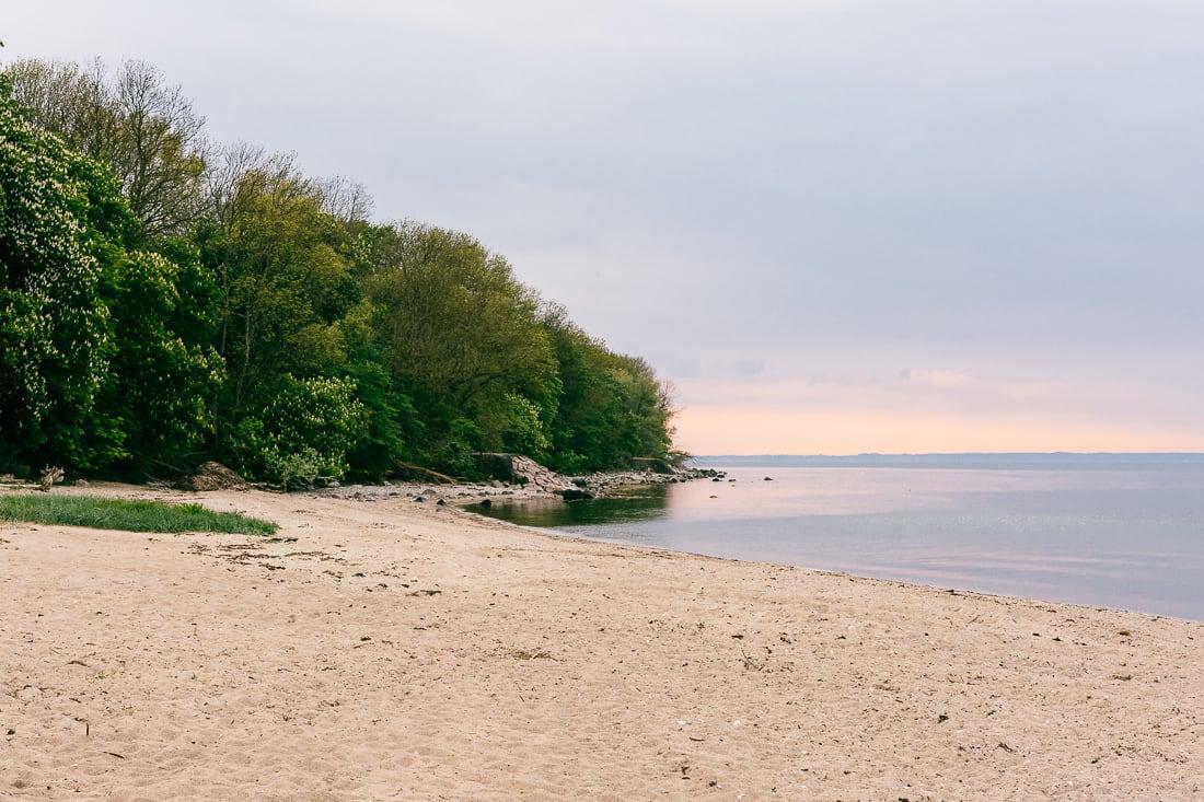 Stranden i Norreborg